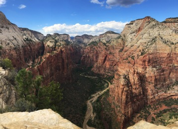 Angels Landing | Zion National Park UT