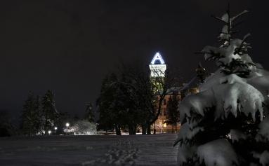 Old Main Utah State University   Logan UT