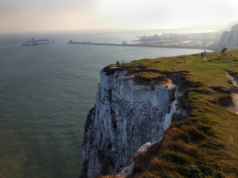 White Cliffs of Dover | Dover England