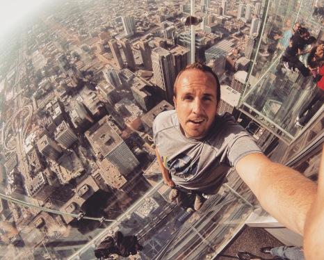 Willis Tower Observation Deck   Chicago IL