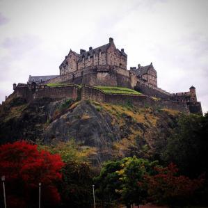 Edingurgh Castle | Scotland UK
